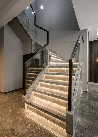 15-20万140平米轻奢风格楼梯间图