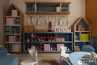 豪华型140平米混搭风格卧室设计图