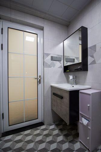 三室两厅北欧风格卫生间欣赏图