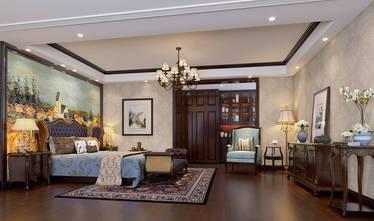 20万以上140平米四室四厅美式风格餐厅图片大全