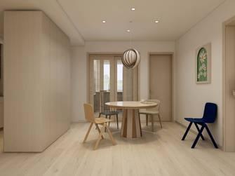 120平米四室一厅日式风格餐厅图片大全