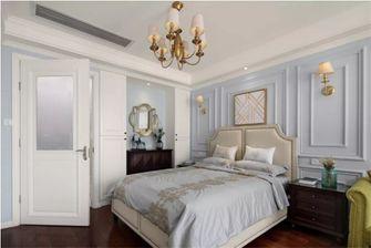 经济型50平米一室一厅现代简约风格卧室欣赏图