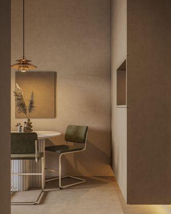 豪华型50平米公寓日式风格餐厅装修效果图