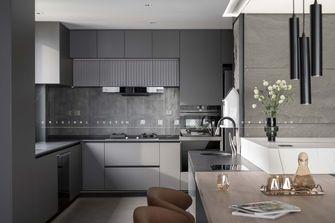 140平米三室两厅混搭风格厨房图片