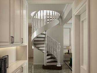 20万以上140平米三室两厅美式风格楼梯间装修效果图