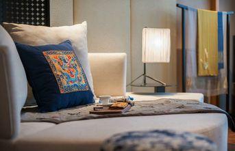 50平米一居室中式风格客厅效果图