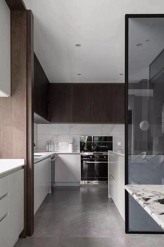 140平米别墅地中海风格厨房效果图