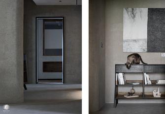 豪华型140平米三室两厅混搭风格走廊图片
