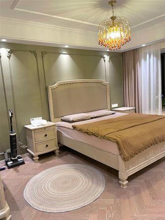 富裕型三室两厅美式风格卧室设计图