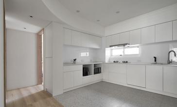 15-20万90平米三室两厅北欧风格厨房图片