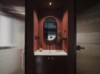 5-10万110平米三室两厅新古典风格卫生间设计图