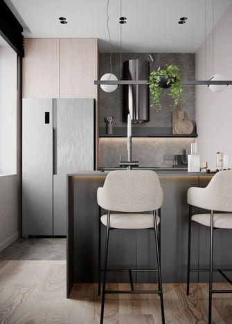 40平米小户型轻奢风格厨房图片大全