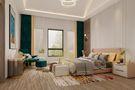 140平米别墅日式风格卧室图