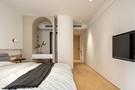 经济型90平米田园风格卧室图