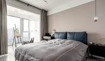 经济型80平米北欧风格卧室图片