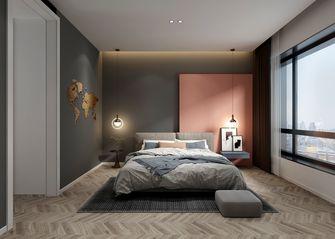 20万以上140平米四现代简约风格卧室欣赏图