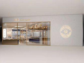 豪华型140平米公装风格客厅图