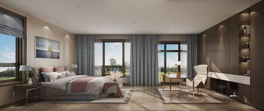 20万以上140平米别墅轻奢风格卧室装修图片大全