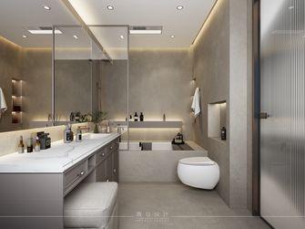 140平米四法式风格卫生间装修效果图