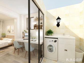 经济型40平米小户型北欧风格阳光房设计图