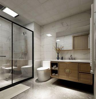 豪华型110平米中式风格卫生间设计图