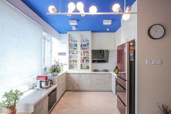 5-10万50平米小户型混搭风格厨房装修效果图