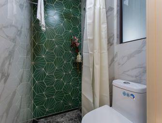 10-15万50平米公寓现代简约风格卫生间图片大全