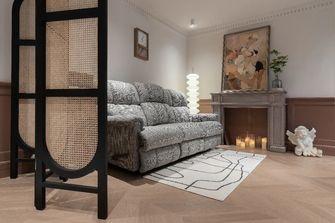 5-10万90平米新古典风格客厅图