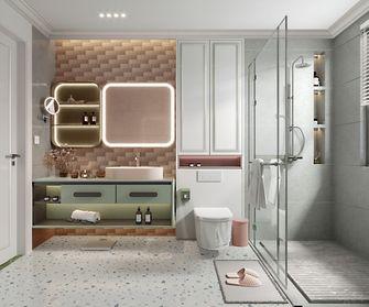 豪华型140平米别墅欧式风格卫生间装修案例