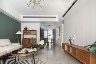 5-10万110平米三室两厅欧式风格客厅效果图