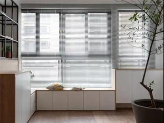经济型120平米三室两厅日式风格玄关图片