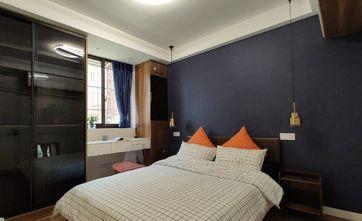 经济型60平米现代简约风格青少年房装修图片大全