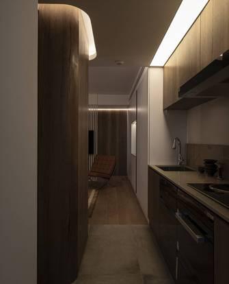 10-15万60平米一室一厅北欧风格厨房装修效果图