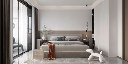 120平米三轻奢风格卧室图片