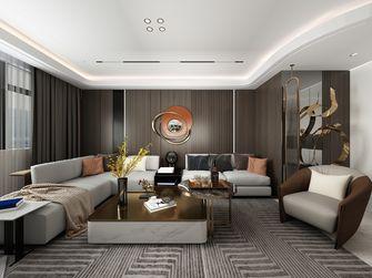 经济型130平米三室三厅混搭风格客厅图
