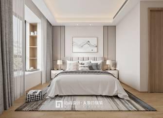 90平米三新古典风格卧室设计图