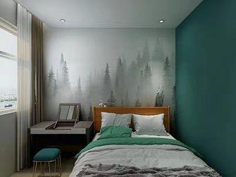 5-10万60平米一居室现代简约风格卧室图片