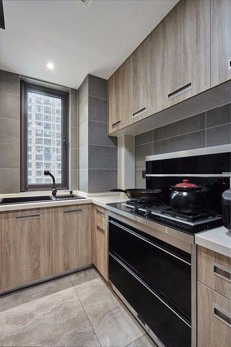 10-15万三室一厅北欧风格厨房装修效果图