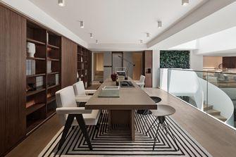 140平米别墅轻奢风格阳光房设计图