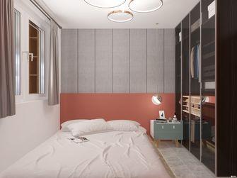 3-5万50平米一室一厅轻奢风格卧室装修效果图