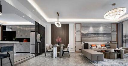 20万以上140平米四室四厅现代简约风格客厅效果图