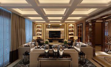 20万以上140平米复式欧式风格客厅效果图