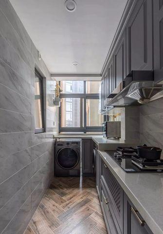 经济型80平米三美式风格厨房欣赏图