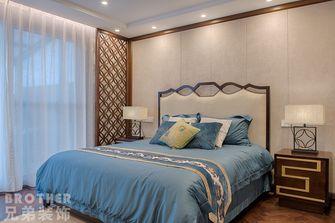 20万以上140平米四室三厅东南亚风格卧室图片大全