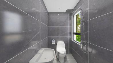 5-10万50平米公寓现代简约风格卫生间图片