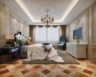 20万以上140平米别墅欧式风格卧室图片