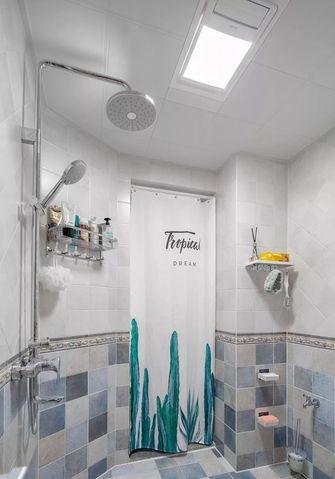 140平米四室两厅混搭风格卫生间图片