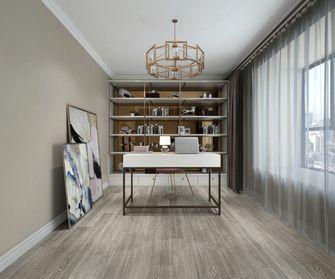 140平米三法式风格书房设计图