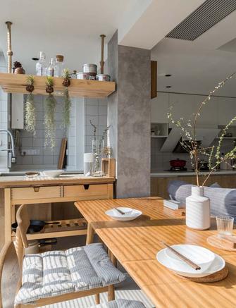 15-20万70平米一居室日式风格餐厅图片