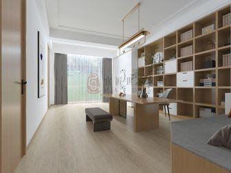 140平米四日式风格书房装修效果图